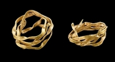 An artifact found last year turned out to be the oldest gold object in southwestern Germany