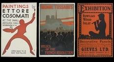 Коллекция плакатов в Музее Виктории и Альберта