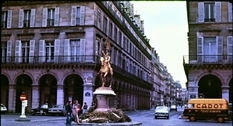 Как выглядел Париж 50 лет назад