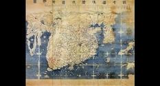 Каннидо: одна из самых старых сохранившихся дальневосточных карт