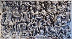 Римляне и варвары: саркофаг Людовизи