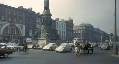 Улицы Дублина: ирландская столица в 1964 году