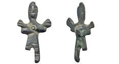 Коллекция артефактов, переданных Чарльзом Массоном в Британский музей