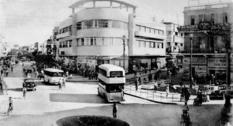Тель-Авив на фото первой половины XX века