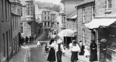 Жизнь в маленьком английском городке в конце XIX века