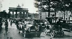 Послевоенный Берлин 1920-х годов
