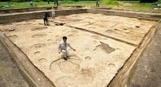 В Японии найдены руины резиденции императрицы Кокэн