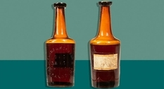 Skinner Auctioneers sold the oldest bottle of whiskey for 137 thousand dollars