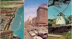 Ещё одна подборка изображений Кейптауна: открытки 1960-х годов