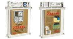 870 тыс. долларов за игру: на Heritage Auctions продан картридж с The Legend of Zelda