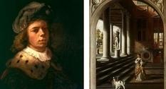 Голландский художник и теоретик искусства Самюэл ван Хогстратен