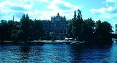 Первые мирные годы Швеции после Второй мировой войны