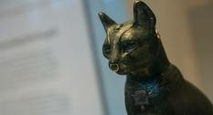 Кошка Гайер-Андерсона: бронзовое олицетворение Баст