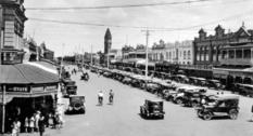 Австралийский штат Квинсленд на фото 1930-х годов