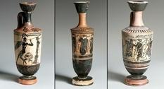 Лекифы: погребальные сосуды с подношением для богов