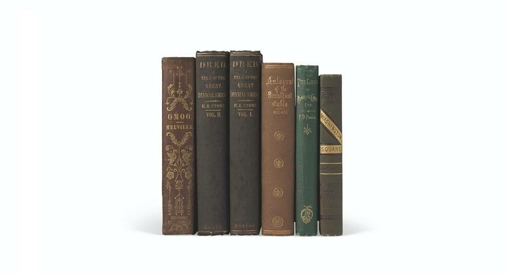 На Christie's за 9,65 млн долларов продана коллекция книг Теодора Баума