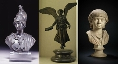 Коллекция миниатюрных скульптур Ричарда Найта
