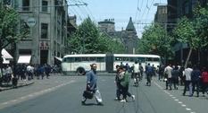 Шанхай 50 лет назад: как выглядел китайский мегаполис в 1970-х годах