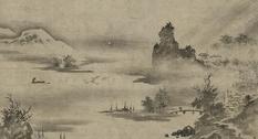 Изобразительное искусство Японии: художник Кано Мотонобу