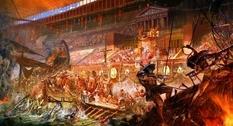 Гладиаторские сражения на воде: наумахия в Древнем Риме