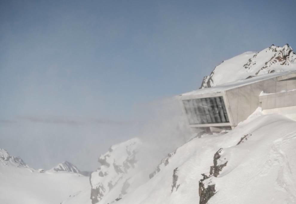 В Альпах открыли музей агенту 007