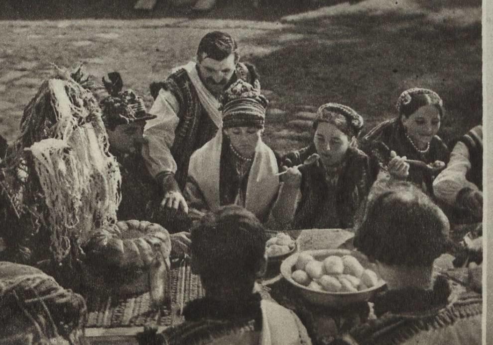 Гуцульщина 1920-х годов: подборка фотографий