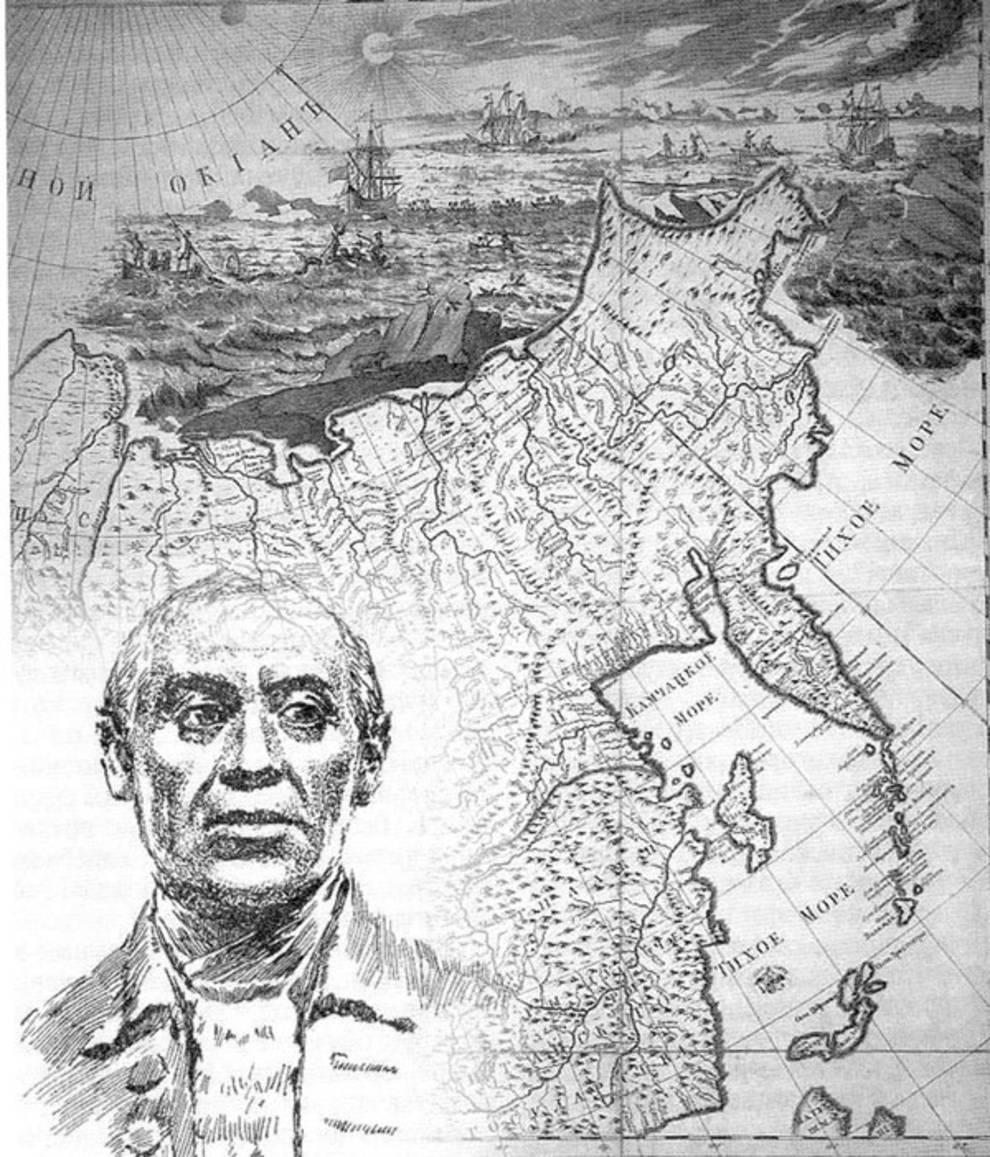 Витус Беринг: как мореплаватель открыл Аляску