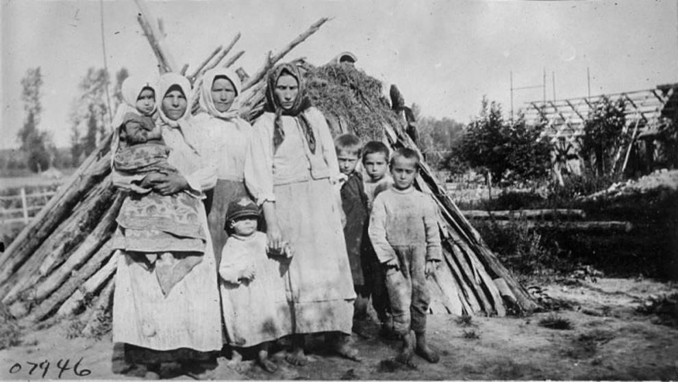 Путешествие представителей Красного Креста по Восточной Галиции в 1919 году