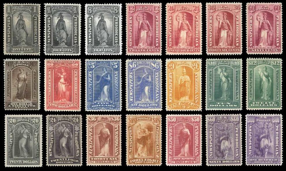 Непочтовые марки: марки или все-таки не марки?