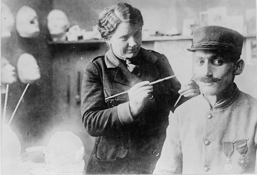 Анна Коулман Уоттс Ледд — скульптор, которая создавала новые лица