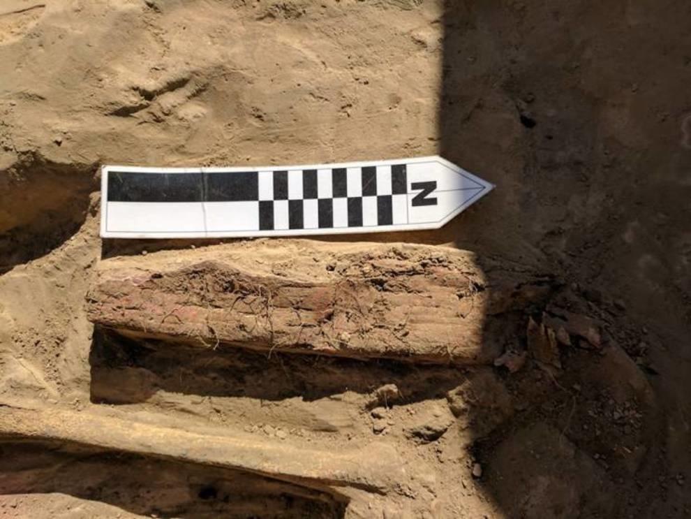Запорожским археологам удалось найти древнюю шляпку