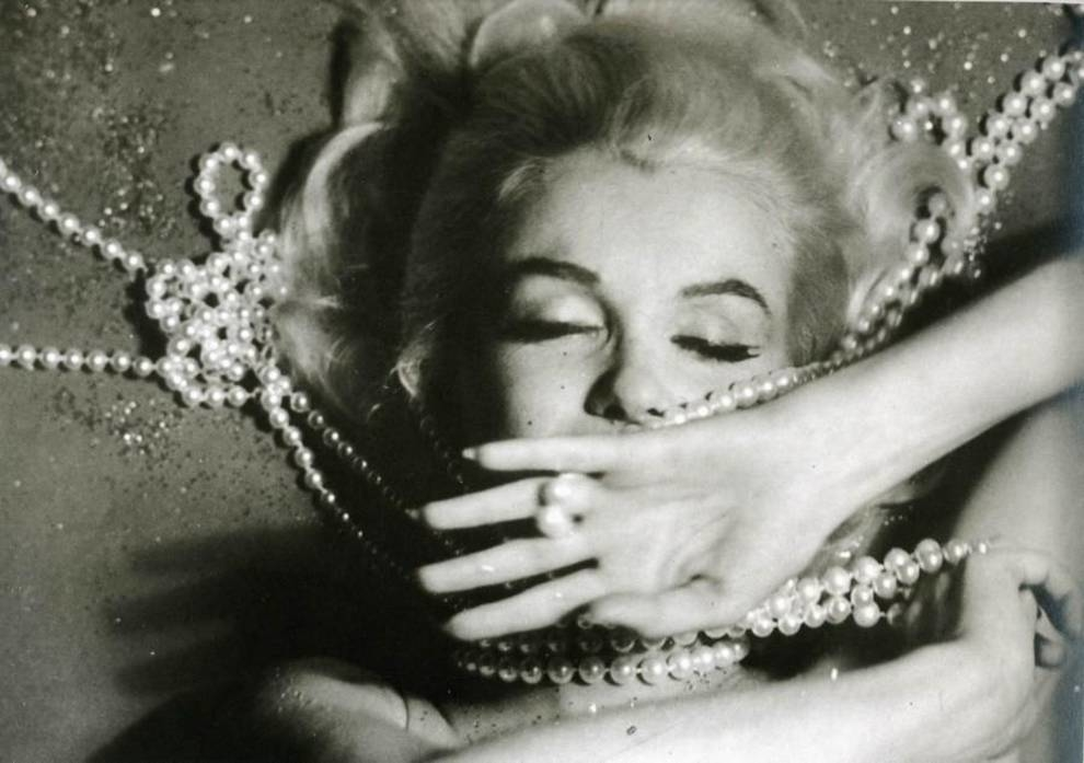 3 дня и 2500 снимков: последняя фотосессия Мэрлин Монро