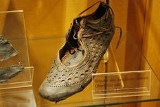 2000-летний туфель нашли в Заальбурге