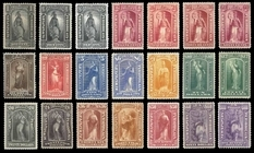 Non-postage stamps: brands or not brands?