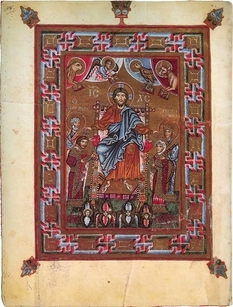 Codeks of Gertrude: a medieval illustrated manuscript, preserved to this day