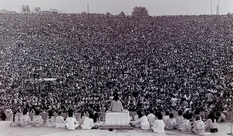 """Musical Festival """"Woodstock"""": the end of the """"hippie era"""" and the beginning of the sexual revolution"""