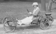 The cheapest self-propelled vehicle
