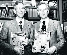 """Перша """"Книга рекордів Гіннеса"""" через чотири місяці після випуску стала бестселером"""