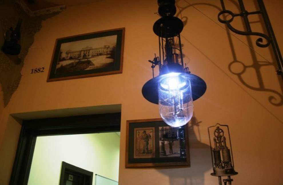 Необыкновенная коллекция, рассказывающая об истории электрофикации