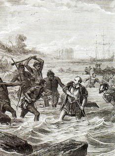 Завершение экспедиции Магеллана
