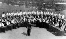 Григорий Веревка возглавлял хор почти до самой смерти