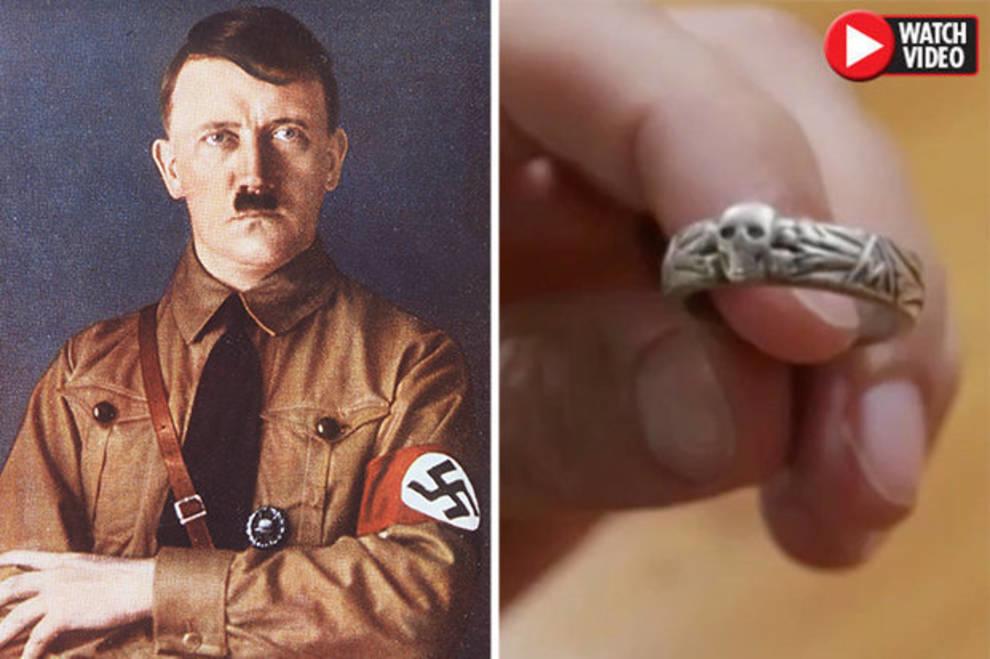 Кольцо диктатора было найдено после 60 лет поисков