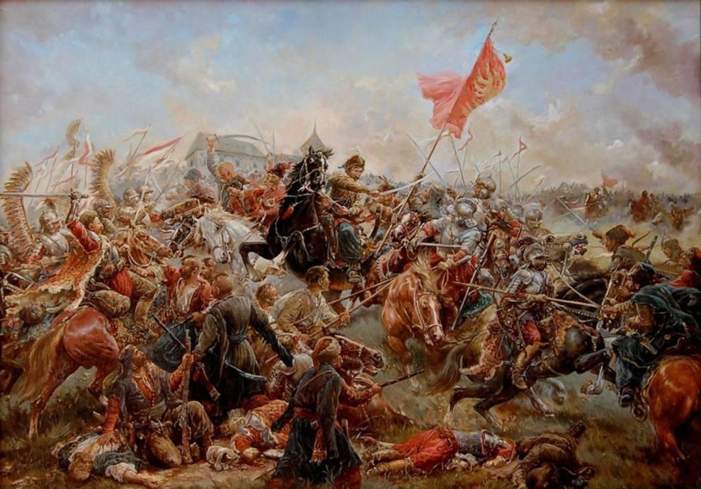 23 сентября: завершилась битва под Пилявцами, Сентябрьское восстание в Болгарии и битва за Сухуми