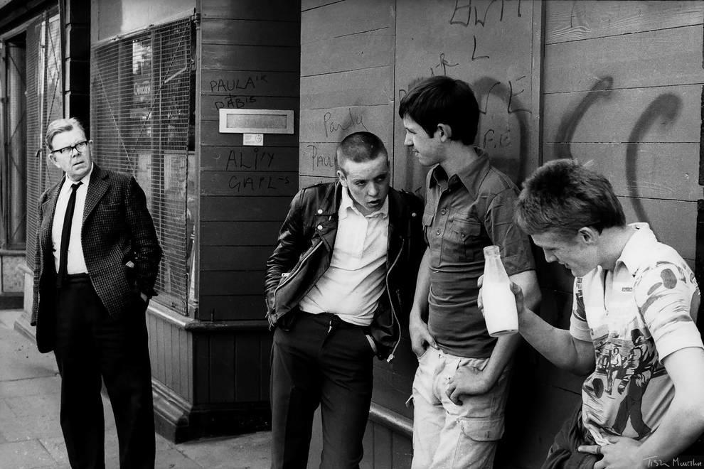 Северная Англия 70-80-х годов в фотографиях Тиш Мурты