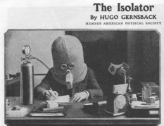 Helmet-insulator - one of the most absurd inventions of the XX century