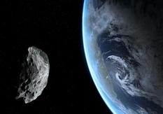 Астероид размером с автомобиль облетел Землю (Видео)