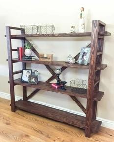 ОХО показал подборку оригинальной handmade-мебели для книг (Фото)
