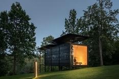 Литовские архитекторы спроектировали портативный модульный дом