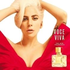 Lady Gaga снялась в рекламной компании нового аромата от Valentino (Видео)