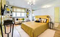 Дизайнеры рассказали, как создать расслабляющий интерьер в спальне